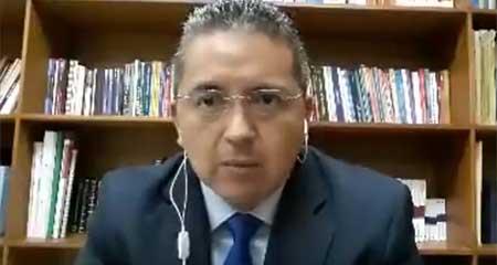 Ex Ministro de Migrantes pide que Fiscalía y Contraloría investiguen a los Alvarado y la SECOM