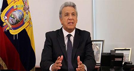 Lenin Moreno propone a María Fernanda Espinosa como candidata para presidir Asamblea General de la ONU