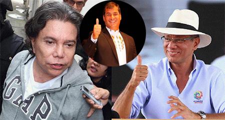 Revelan que Correa ofreció proteger al tío de Glas