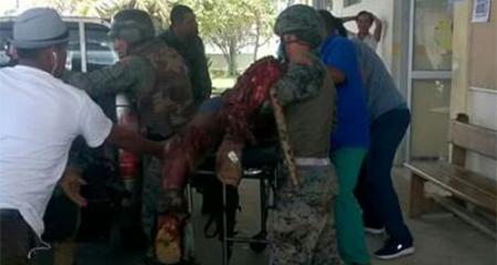 Tres militares mueren tras sufrir ataque de grupos irregulares en Mataje, Esmeraldas