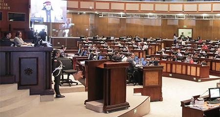 Asamblea Nacional se va de vacaciones hasta el 9 de abril