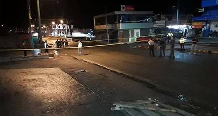 Artefacto explosivo detona en Quinindé