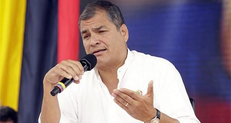 Contraloría determina indicios de responsabilidad penal contra Rafael Correa y sus ministros
