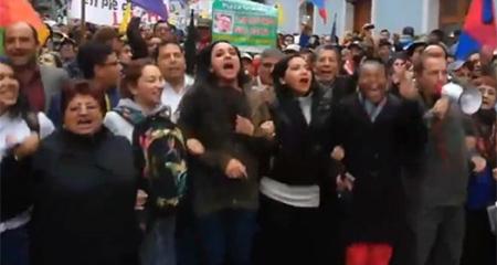 CONADIS rechaza expresiones discriminatorias de Gabriela Rivadeneira y Ricardo Patiño contra Lenin Moreno