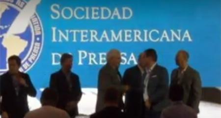 La SIP denunció falta transparencia del Gobierno ecuatoriano en caso del equipo periodístico de El Comercio