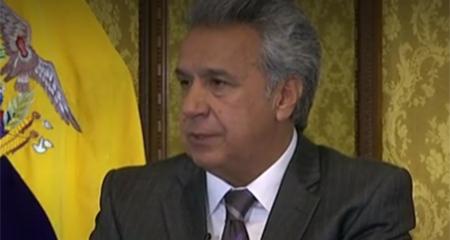 Moreno afirma que se investigará si campaña de Correa recibió dineros de las FARC