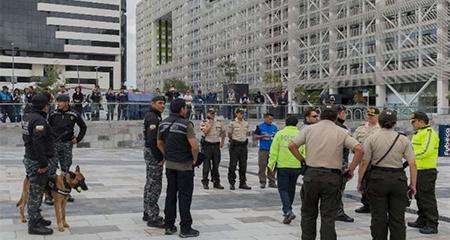 Ecuador bajo el asedio sostenido de  «Guacho»