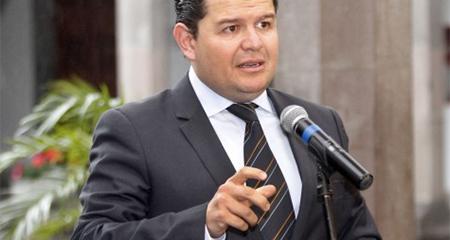 El bochornoso evento de Juan Sebastián Roldán, secretario del Presidente Moreno, en la cumbre del Hambre