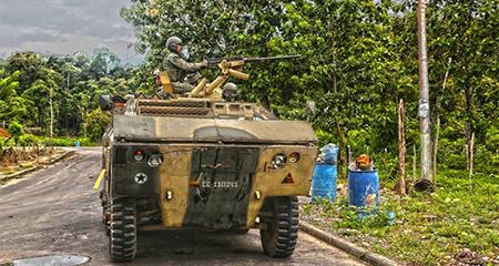 Amenazas mediáticas y tecnológicas, retos de capacitación de las FF.AA. y Policía en Ecuador