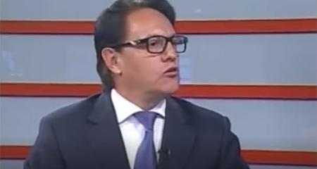 Fernando Villavicencio advierte que si no se recupera lo robado por el correísmo, todo es un show (Video)