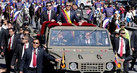 Gobierno de Lenin Moreno decide retirar seguridad de Rafael Correa