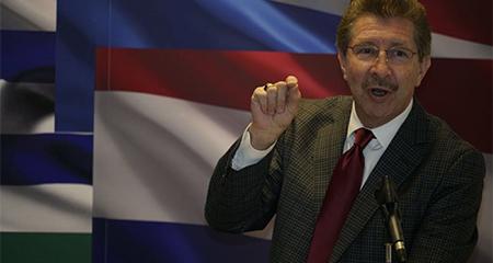 Carlos Sánchez Berzaín señala al gobierno de Correa como parte del eje Habana-Caracas con presos polítcos