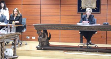 Jueza ordena prisión para ex secretario de Inteligencia Pablo Romero Quezada