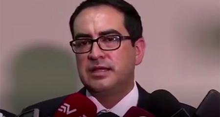 Fiscal Paúl Pérez solicita vinculación de Rafael Correa en caso Balda