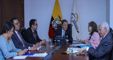 Consejo de la Judicatura nombra a 23 fiscales provinciales, entre ellos al hermano de Lenín Moreno