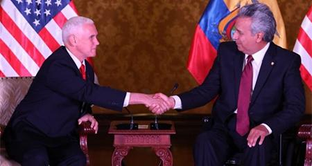 Ecuador solicitó que se extradite a 44 personas desde EE.UU