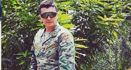 Capitán Edwin Ortega denuncia atentado contra su vida