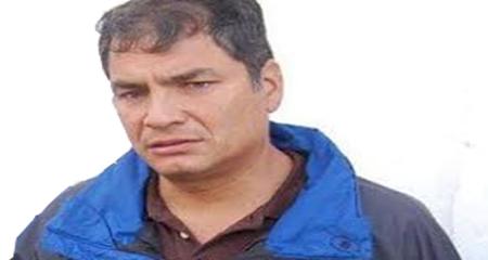 Jueza ordenó prisión preventiva y localización y captura por Interpol contra Rafael Correa