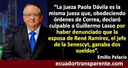 La suspensión de la jueza Dávila es legal y sirve para evitar la impunidad
