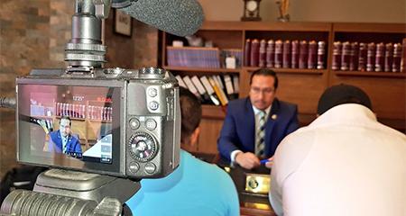 Conozca al abogado que defenderá en Cortes a los guardias agredidos por los Rodittis
