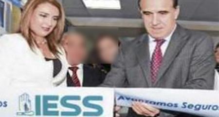 Corte reduce a 20 meses la pena a María Sol Larrea, exfuncionaria del IESS
