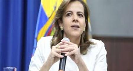 María Paula Romo, nueva ministra del Interior