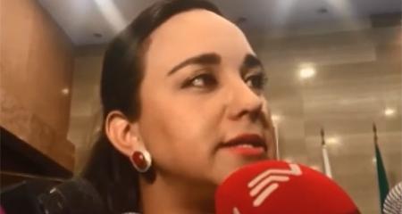 Denuncian que Gabriela Rivadeneira y otros asambleístas pedían coimas a sus colaboradores