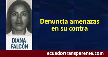 Exagente de la Senain presa por caso de secuestro a Fernando Balda dice que fue amenazada