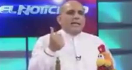 TC Televisión dice que Mauricio Ayora «violentó procesos» de periodismo, luego de criticar a la banca