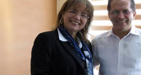 Embajadora de Venezuela es expulsada de Ecuador