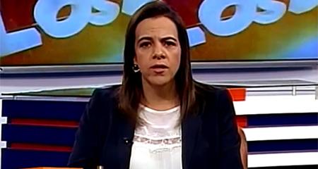 María Paula Romo, dice que  «no tenían» antecedentes de que se puede puede burlar el grillete