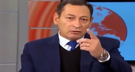 Asambleísta César Carrión cuestiona a integrante de campaña de Paco Moncayo