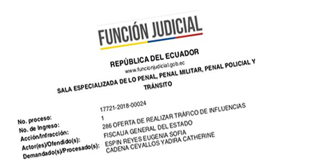 Asambleísta Sofía Espín y abogada de Rafael Correa serían procesadas penalmente