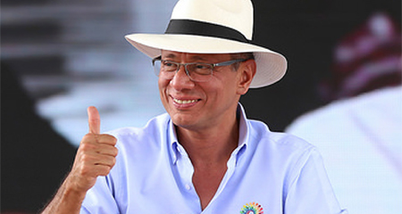 Jorge Glas es trasladado de la cárcel de Latacunga a un hospital