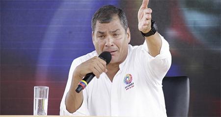 Rafael Correa es llamado a juicio por secuestro a Fernando Balda