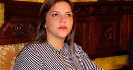 Denuncian que vicepresidenta María Alejandra Vicuña habría solicitado dinero por cargo cuando era asambleísta