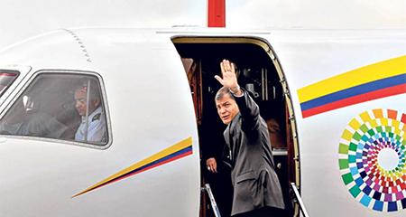 13 millones de USD en vuelos de aviones presidenciales  a paraísos fiscales y con irregularidades, según Contraloría