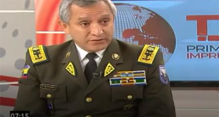 Gral. Carrillo asegura que existe un tipo de «delincuente romántico, no violento». (Video)