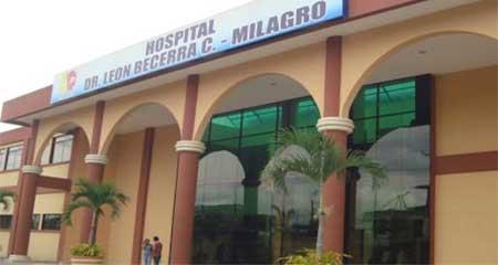 Nuevo gerente del hospital León Becerra, en Milagro, es mencionado como informante del chavismo por prensa internacional