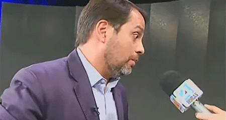 Presidente del directorio del IESS pasó vergüenza en televisión al verificar lo que viven los afiliados a diario (Video)