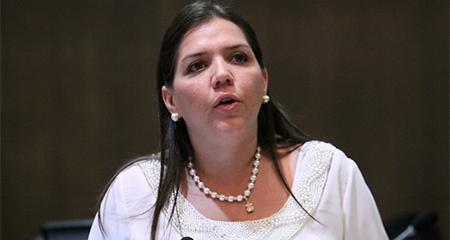 Fiscal pide orden de prisión preventiva contra María Alejandra Vicuña