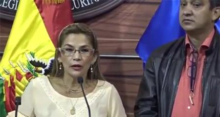Senadores bolivianos piden al gobierno de Evo Morales no dar asilo a Espín y Ochoa (Video)