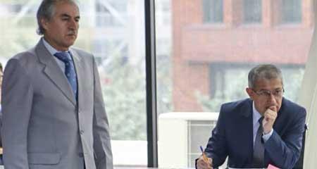 Fiscalía vinculó a Juan de Dios L., ex coordinador de Gastos Especiales de SENAIN, por el presunto delito de peculado