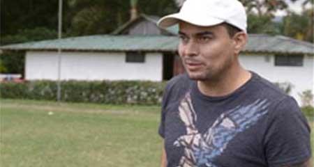 Kaviedes fue detenido en un motel en Montecristi