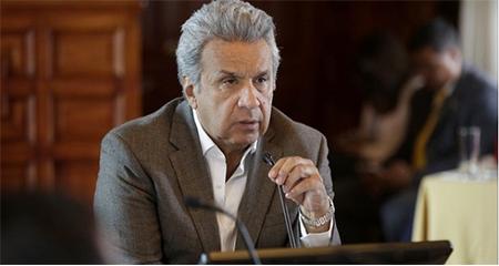 Lenín Moreno investigado por la fiscalía por empresa Offshore