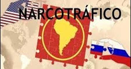La geopolítica del narcotráfico una amenaza a la seguridad regional