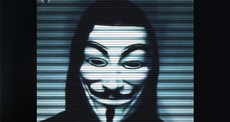 Anonymous amenaza a autoridades de Ecuador tras detención de Julián Assange