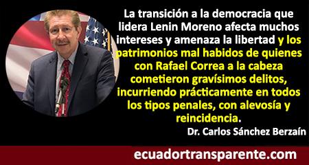 El gobierno de transición de Ecuador y la necesidad de un pacto nacional