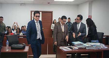 Jueza pide investigar a fiscal Salazar por el caso 30-S