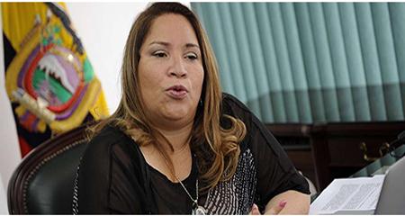 El correísmo cambió la vida de la exasesora Pamela Martínez